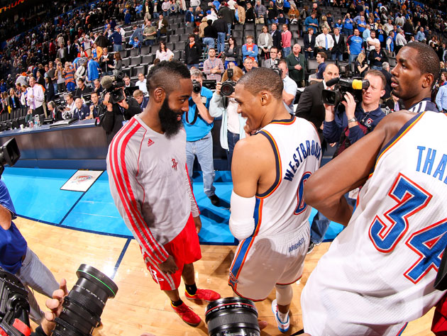 Picking the reserves for the 2013 Western Conference All-Star t…