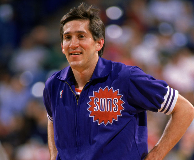 The 10-man rotation, starring Phoenix Suns coach Jeff Hornacek
