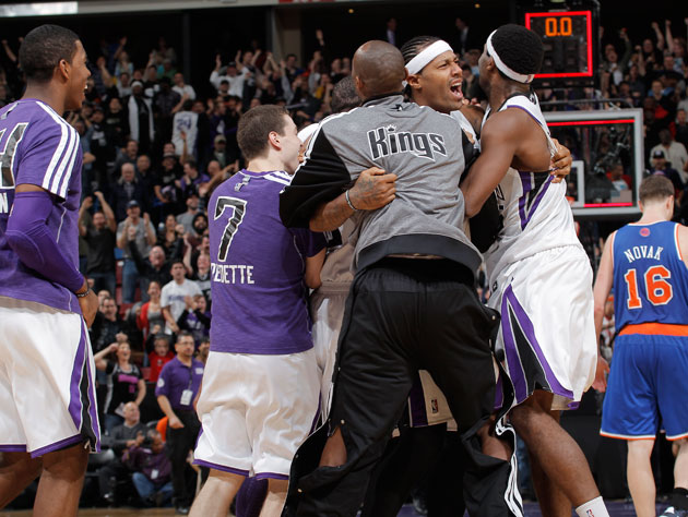 The Kings deny New York's huge comeback on James Johnson's wild…