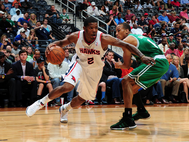 Joe Johnson is set to be the first official cornerstone of the …