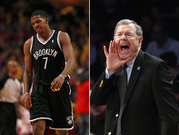 P.J. Carlesimo on Joe Johnson's critics: 'I would call them uni…