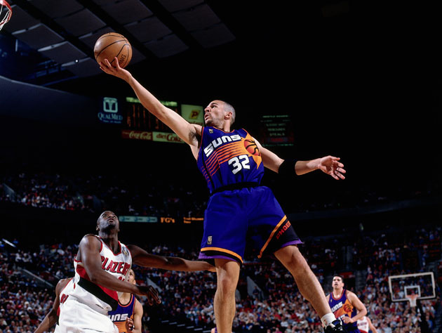 Jason Kidd retires from the NBA after 19 seasons