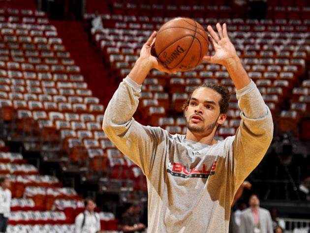 The NBA, A-through-Z: (Joakim) Noah