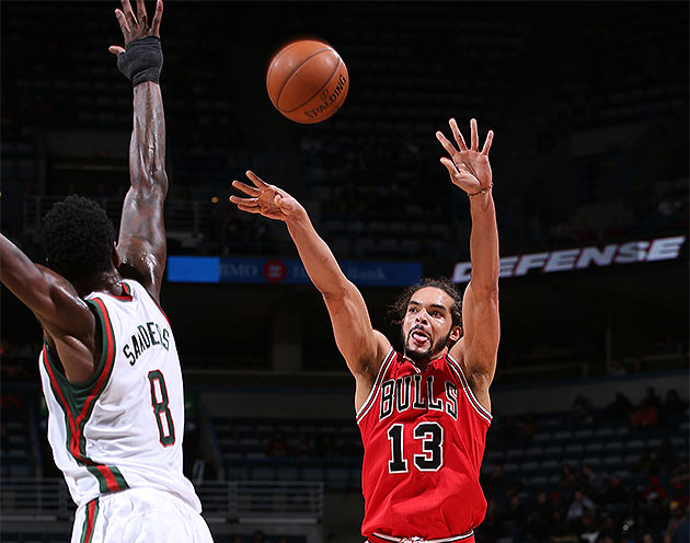 Joakim Noah finally opens up about his thoughts on the Luol Den…