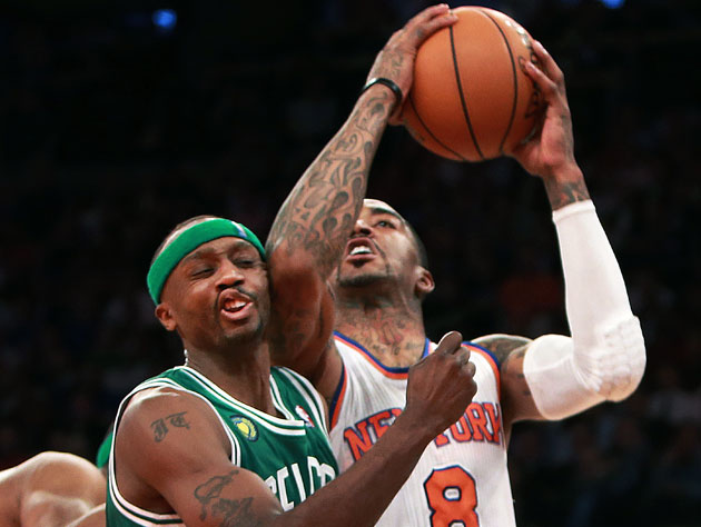 New Brooklyn Net Jason Terry laughs off J.R. Smith's championsh…