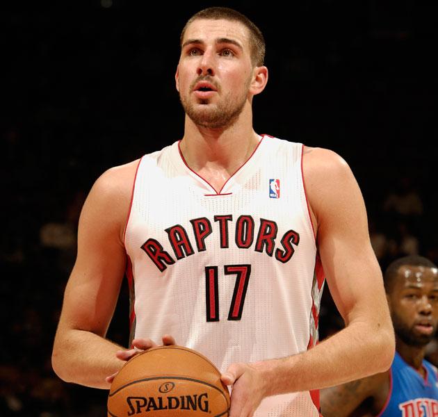 Toronto Raptor fans rejoice, Jonas Valanciunas is ready to win …