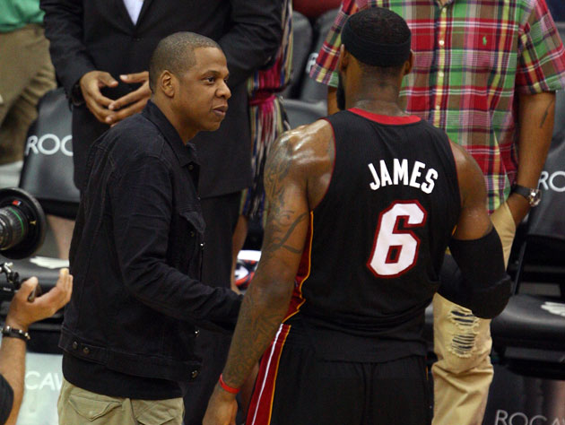Jay-Z's profile about his work with the Brooklyn Nets reveals a…
