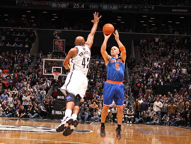 Jason Kidd hits controversial 3-point game-winner to push Knick…