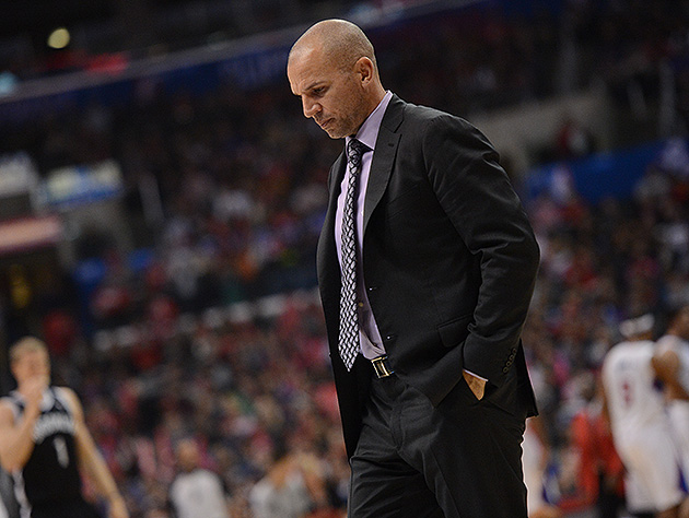 This Jason Kidd x Simon and Garfunkel collabo sums up the state…