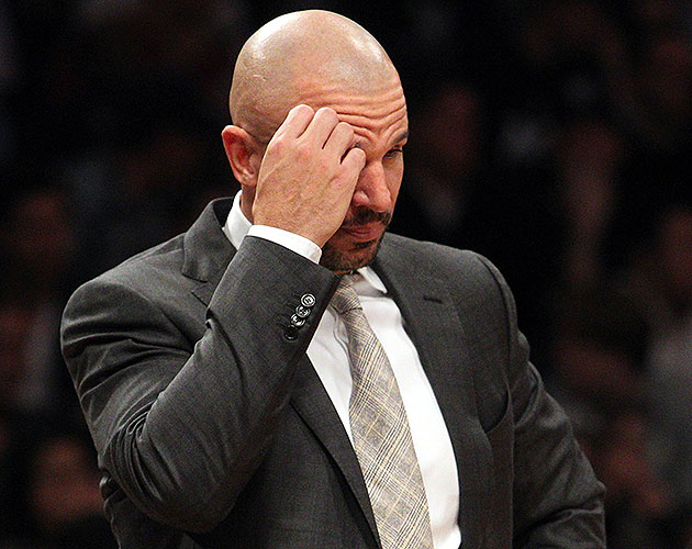 Jason Kidd after blowout loss to Pacers: Nets 'kind of getting …