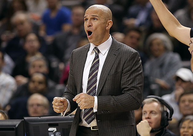 Jason Kidd felt shock/relief/everything after the Nets held on …