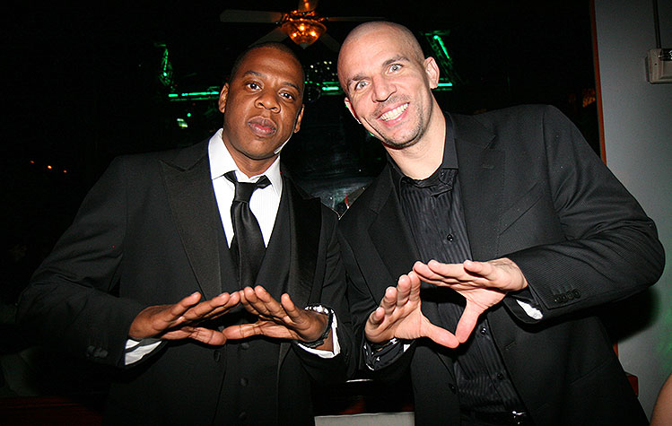 Jay Z's apparently selling (at least some of) his ownership sta…