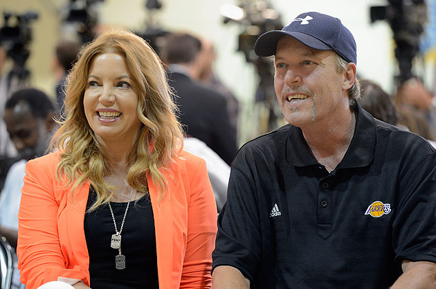 Lakers EVP Jim Buss on L.A.'s ongoing struggles: 'How can you n…