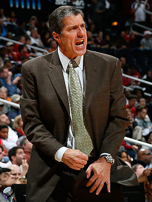 Randy Wittman's mom, like all Wizards fans, wants to know when …