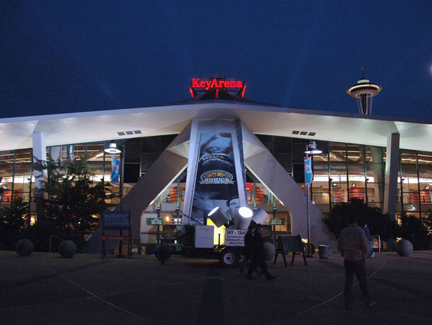 Seattle's Key Arena, much less potential ownership, has a lot o…
