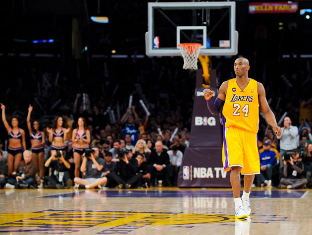 Kobe Bryant lays it down, telling Sports Illustrated that the L…