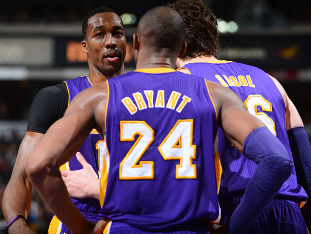 Kobe Bryant on his free agent pitch to Dwight Howard: 'I have t…