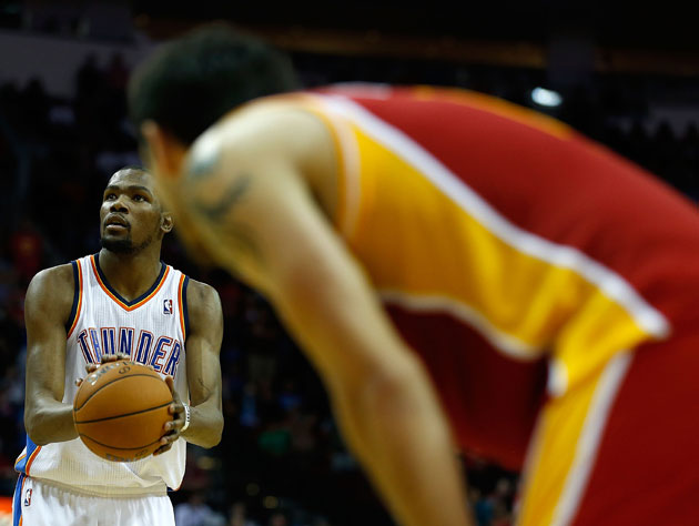 Ball Don't Lie's 2012-13 Playoff Previews: Oklahoma City Thunde…