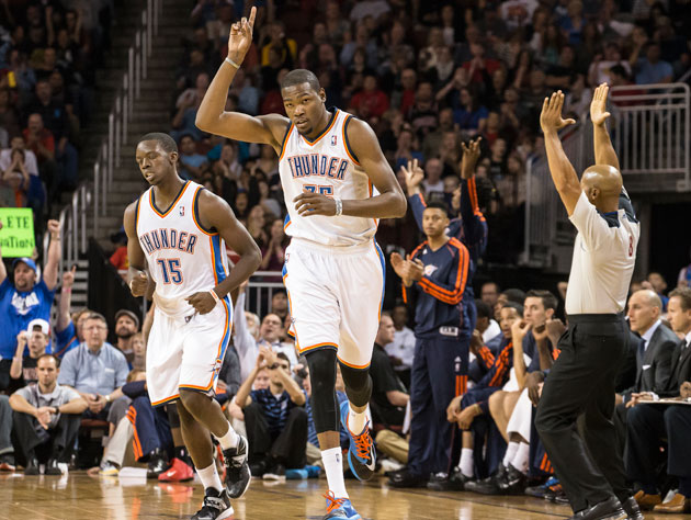Ball Don't Lie's 2013-14 Season Previews: Oklahoma City Thunder