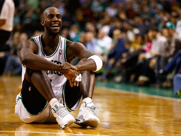 Kevin Garnett says 'this is definitely my last All-Star game,' …