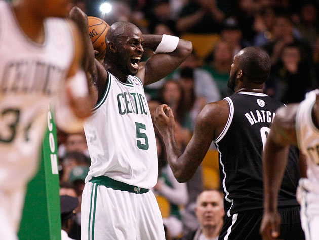 Andray Blatche says he and Kevin Garnett are totally 'cool, now…