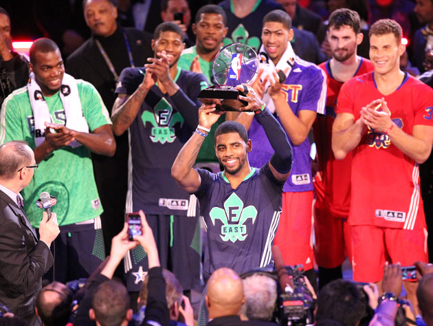 The East tops the West in the NBA All-Star Game, shattering off…