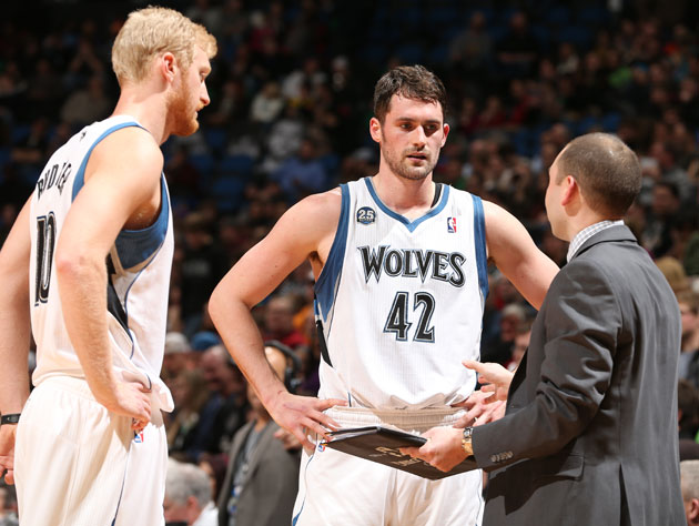 Kevin Love lashes out at two unnamed teammates: 'We're supposed…
