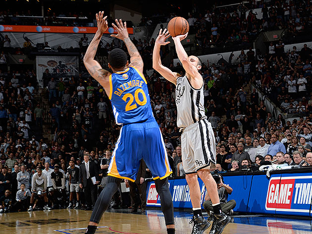 Manu Ginobili, Gregg Popovich, Kent Bazemore offer great breakd…