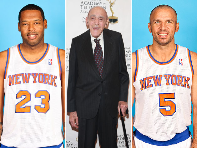 The 2012-13 New York Knicks are the oldest team in NBA history