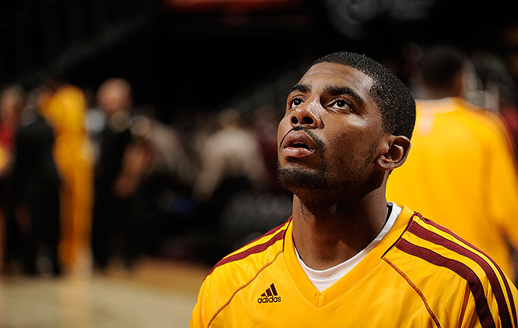 Kyrie Irving introduces us to Uncle Drew's new teammates, 'Ligh…