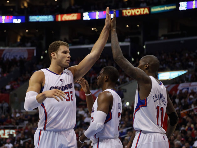 The Los Angeles Clippers visit Lob City one more time before th…