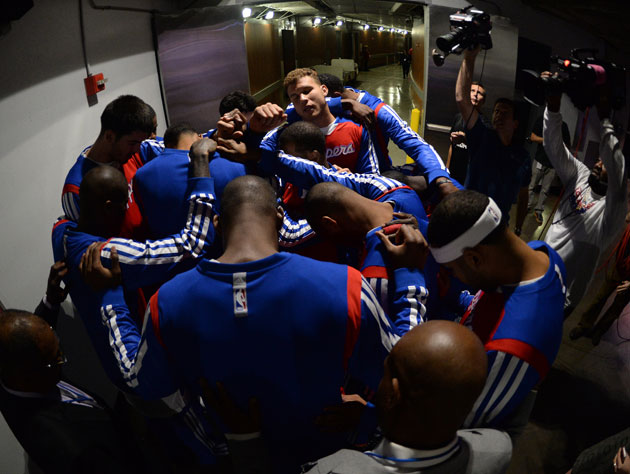 The Clippers declined to share chapel services with the Warrior…