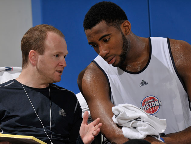 Lawrence Frank blames Andre Drummond's limited playing time on …