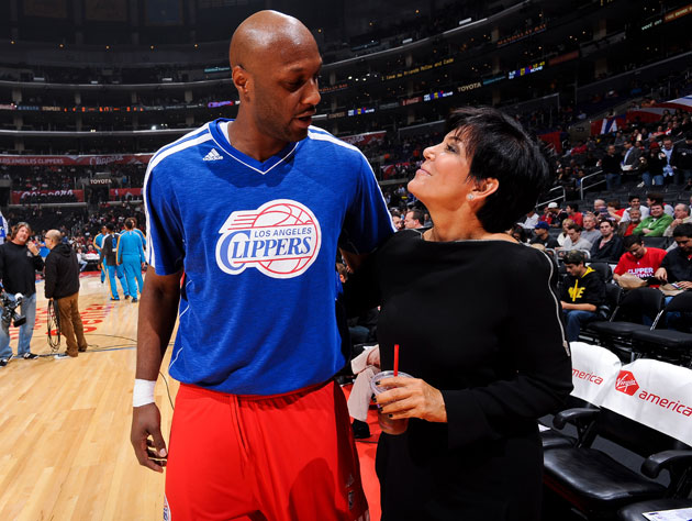 Lamar Odom on the lockout year spent in Dallas: 'Basketball jus…