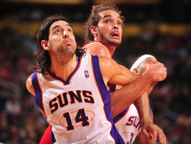 The Indiana Pacers acquire Luis Scola from Phoenix, in a necess…