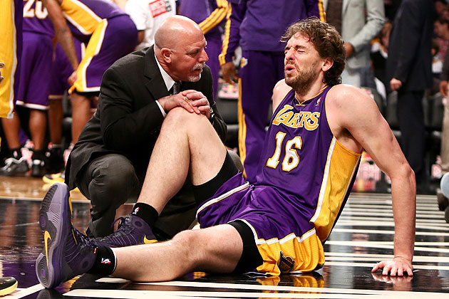Pau Gasol 'felt a pop' in foot during Lakers W over Nets, will …