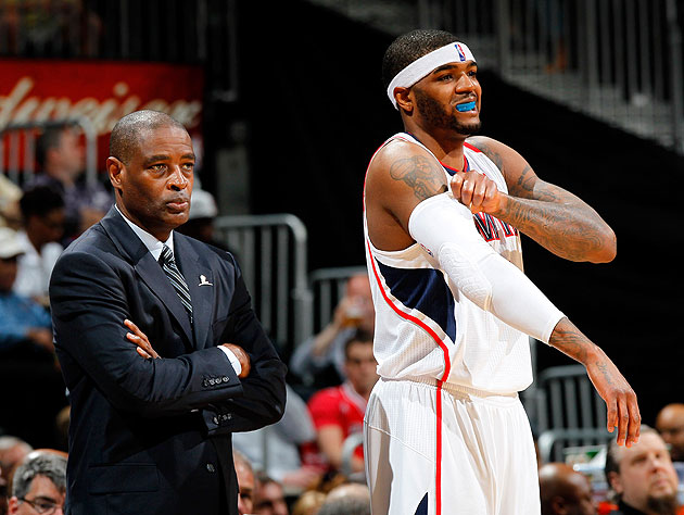 Atlanta Hawks suspend Josh Smith for 1 game, fine him for 'cond…
