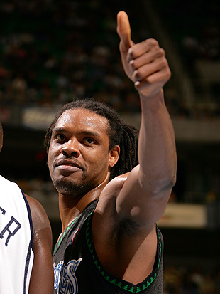 Latrell Sprewell arrested for disorderly conduct on New Year's …