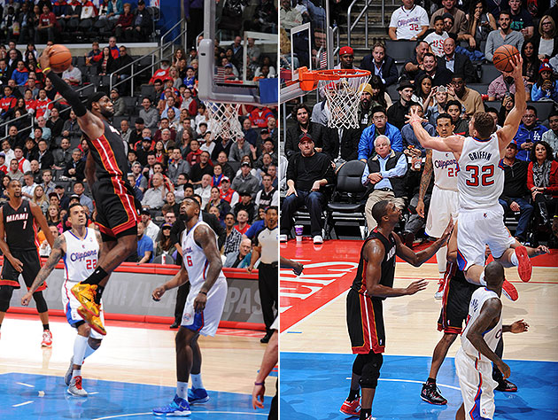 This or That? Awesome highlights from Heat vs. Clippers (Videos…