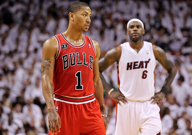 LeBron James defends Derrick Rose's statements about not rushin…
