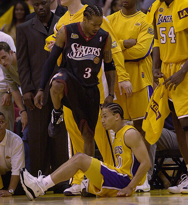 Allen Iverson announces his retirement from the NBA (Video)