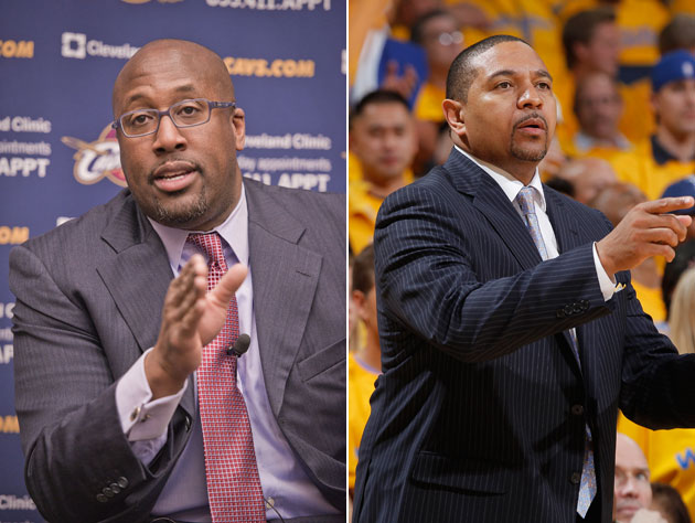 Lakers once saved Warriors from hiring Mike Brown over Mark Jac…