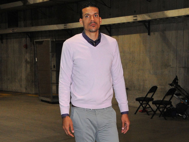 Matt Barnes calls the modern NBA 'soft' on Twitter, and is kind…