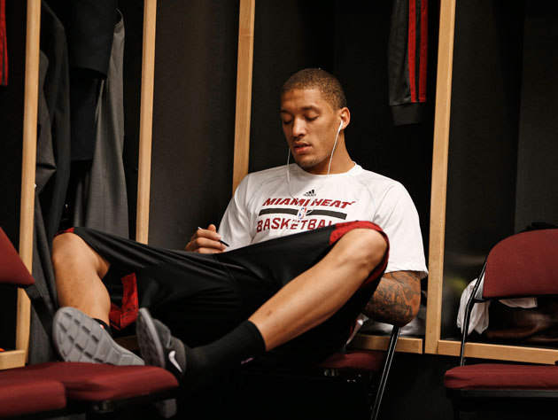 Michael Beasley has 'come back to the family,' and is having a …