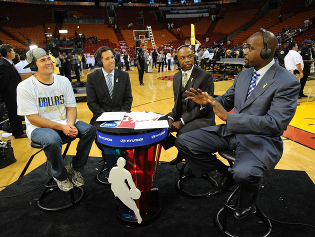 Mark Cuban calls TNT's Chris Webber a 'horrible analyst' that '&