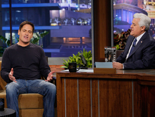 Mark Cuban mentions drafting Brittney Griner because 'hey every…