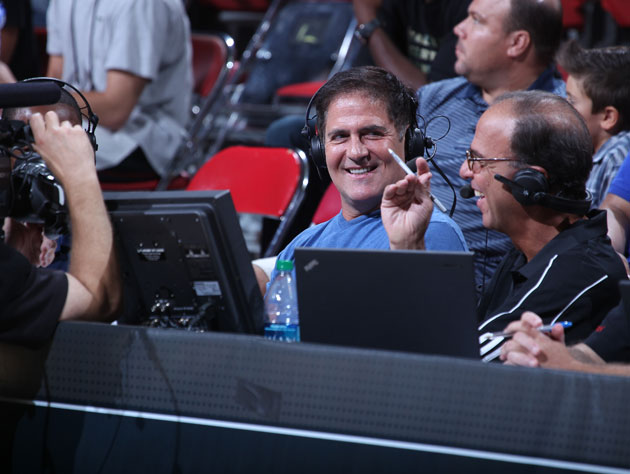 Mark Cuban: Mavericks 'in a better spot' because they added dep…