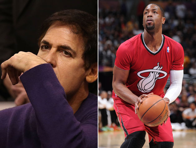 Mark Cuban 'hated' the sleeved jerseys, didn't like how the NBA…