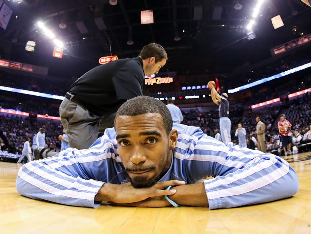 The onus falls on Mike Conley, as his Memphis Grizzlies return …