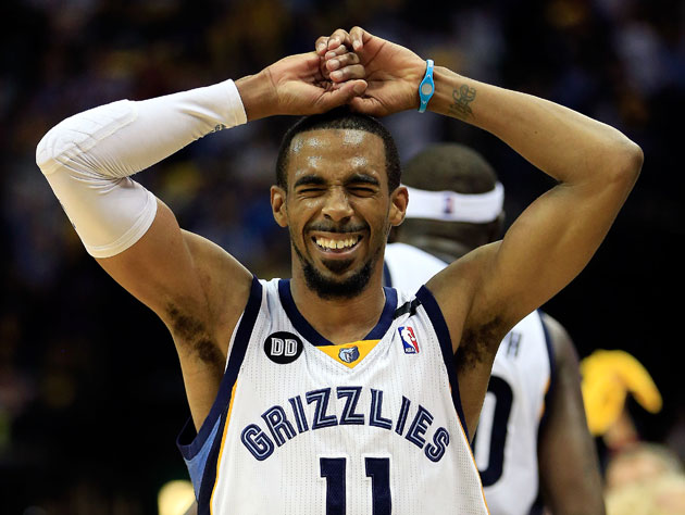 The Memphis Grizzlies are on the verge of the Western finals, l…